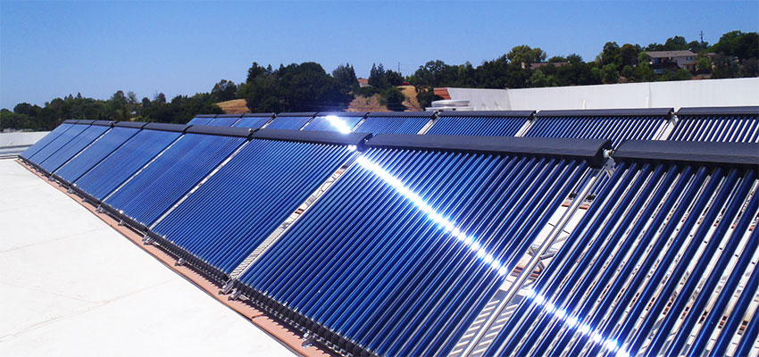 Ediltermica solare termico for Immagini pannello solare